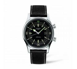 Montre Longines - The Longines Legend Diver Watch - L3.674.4.50.0