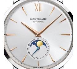 Montre Montblanc - Heritage Spirit Phase de lune - 111620