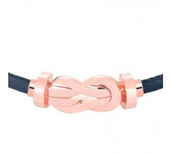 Bracelet Fred - 8°0 - Or rose - 0B0096