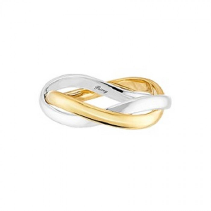 bague or jaune blanc