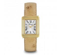 Montre Poiray - Ma Première - Grand modèle - Acier et or jaune - 18327