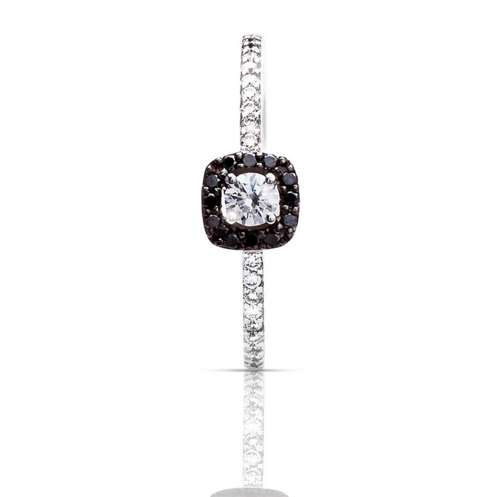 one more bague diamant