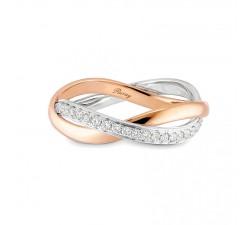 Ring Poiray - Tresse - Large model - 451130