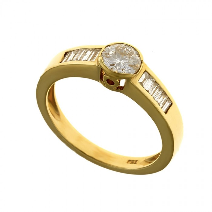 bague diamant joaillerie