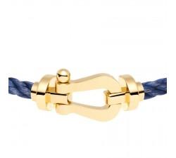 Bracelet Fred - Force 10 - Or jaune - 0B0006