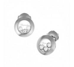 Boucles d'oreilles Chopard - Happy Curves - 839562-1001