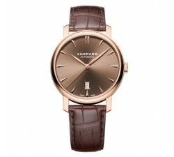 Montre Chopard - Classic - or rose - 161278-5012