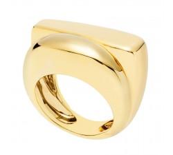 Ring Fred SUCCESS medium model - yellow gold - 4B0169