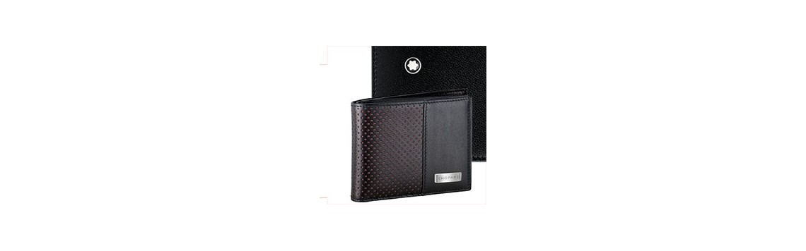 Luxury wallets and cards holder from Paris in Jos shop