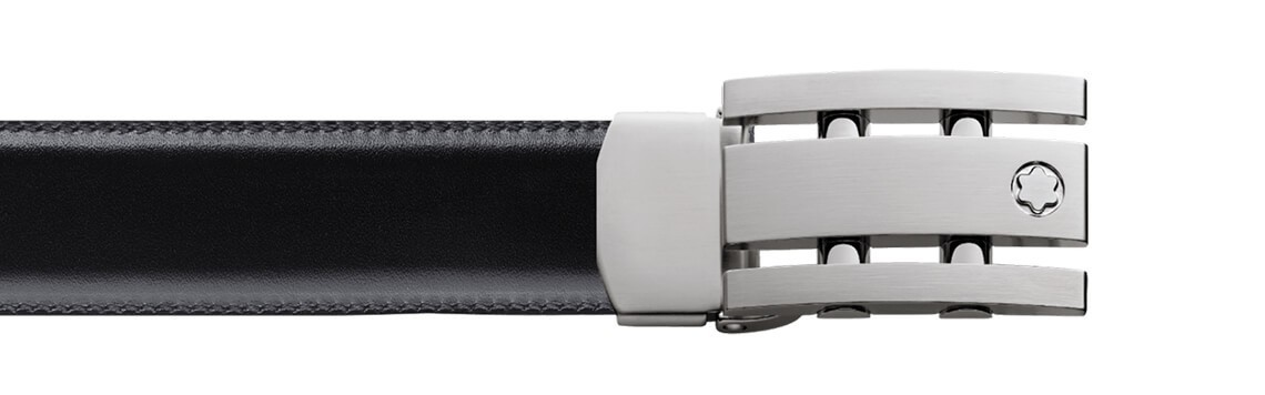 Our selection of Montblanc Belts from Jo's shop in Paris