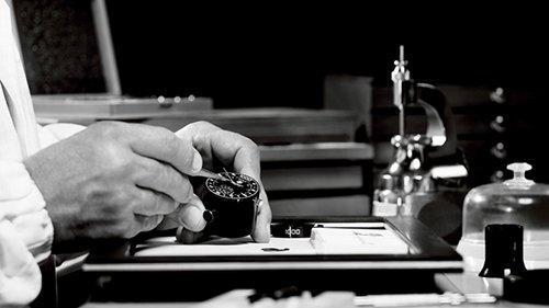 Révisions de montres atelier horlogerie
