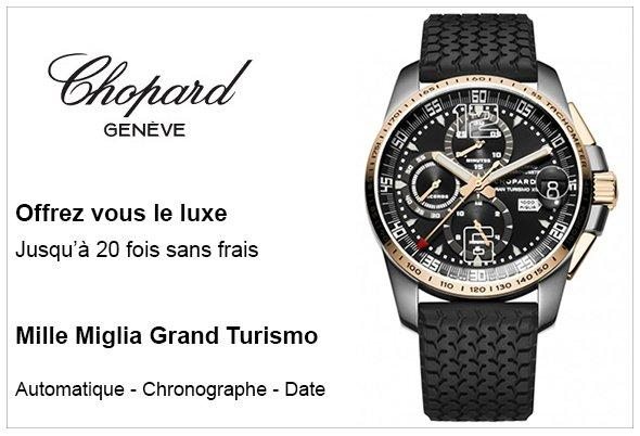 Pub Montre Chopard