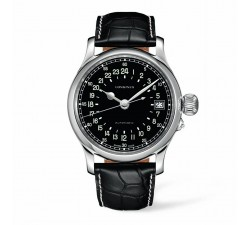 Montre Longines - Longines Twenty-Four Hours - L2.751.4.53.4