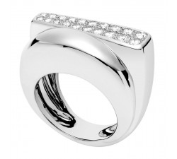 Ring Fred SUCCESS medium model - White gold - 4B0173