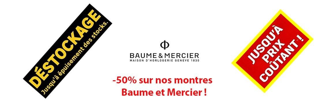 Baume et Mercier Watches